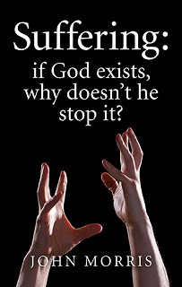Suffering :if God exists,why doesn't he stop it Front Cover